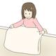 子どもの気管支喘息の多くはダニアレルギーが原因! ダニを減らして気管支喘息を予防しよう