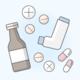 【インフルエンザ吸入薬】リレンザの使い方!間隔はどれくらい空ける?