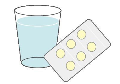 口内炎の飲み薬