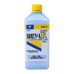 消毒用エタノールIP「ケンエー」で手軽に消毒!使用方法を解説します