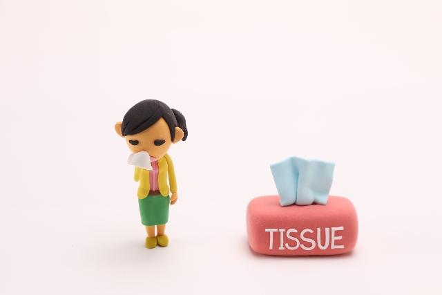 アレルギー性鼻炎や花粉症で使われるシングレアを解説