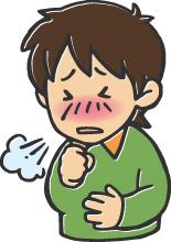 子どもの咳が治らない時は花粉症が原因かも?!薬での対処や病院の受診について