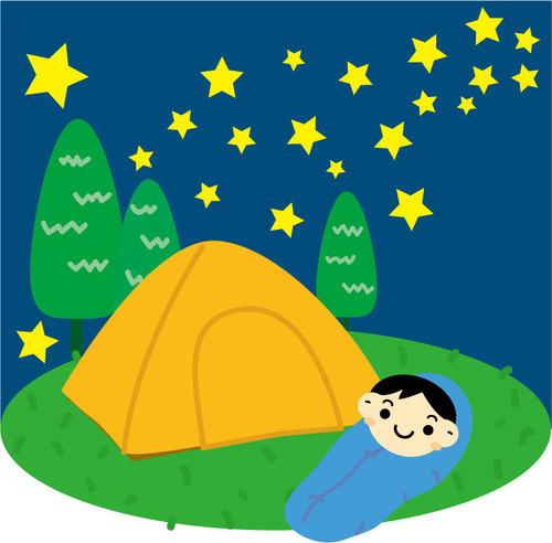 赤ちゃんとキャンプはいつからOK?キャンプ場選びのポイントを解説