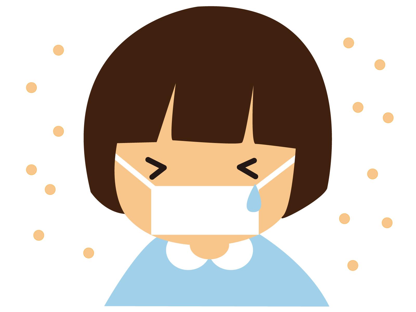 子供の花粉症の症状と対策!花粉症の判断ポイントと子供が使える薬は?