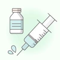 インフルエンザ予防接種と卵アレルギー|卵アレルギーの赤ちゃんでも接種できる?