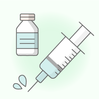 インフルエンザ予防接種で手や腕がしびれる?予防接種の副反応について解説