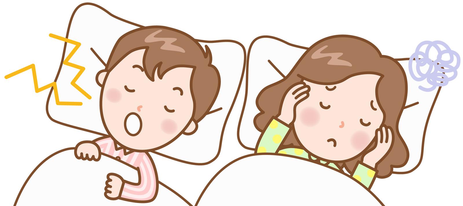 いびきを治す薬はある?原因別に使える薬を解説