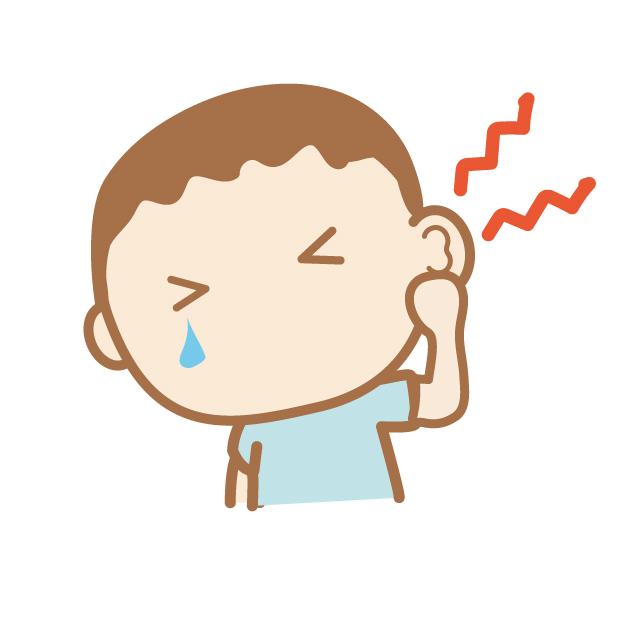 【薬剤師監修】インフルエンザで耳が痛い!中耳炎の症状と対処法を徹底解説